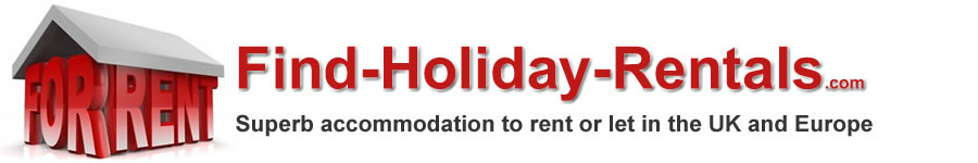 Rent cottages in  | Holiday rentals and self catering in  |  | Find Holiday Rentals |